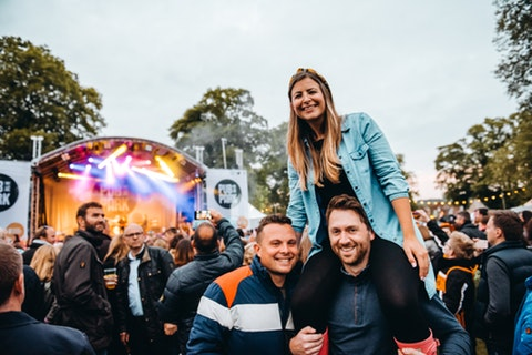 Pub in the Park is back for 2019