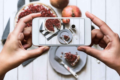 Europe's top 20 most Instagrammed dishes have been revealed