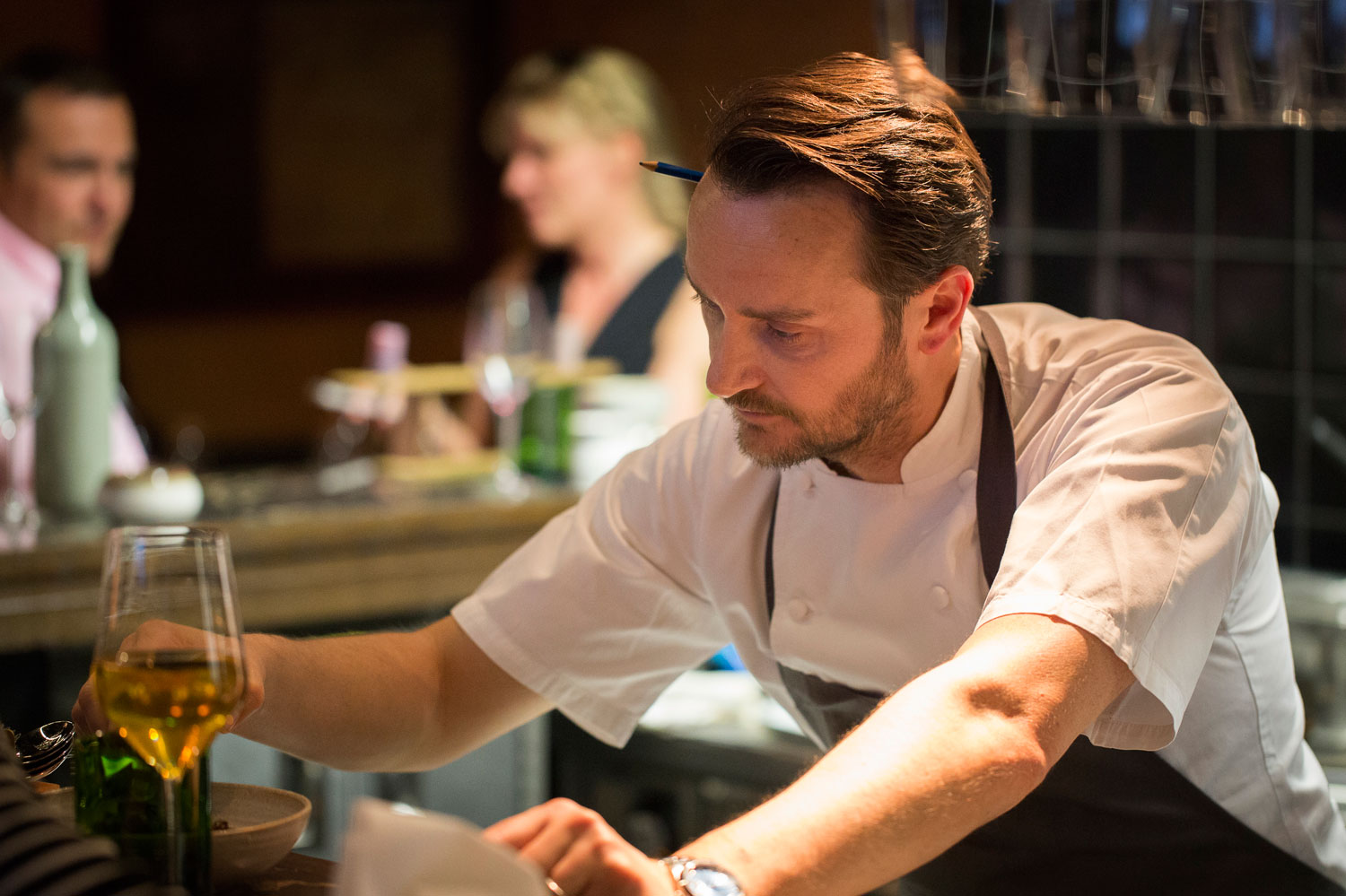Exclusive: Jason Atherton is opening new bar Pavlova's in Victoria