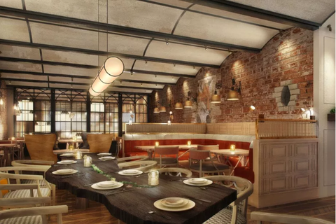 Chef Robin Gill will launch a new restaurant at the upcoming Great Scotland Yard Hotel
