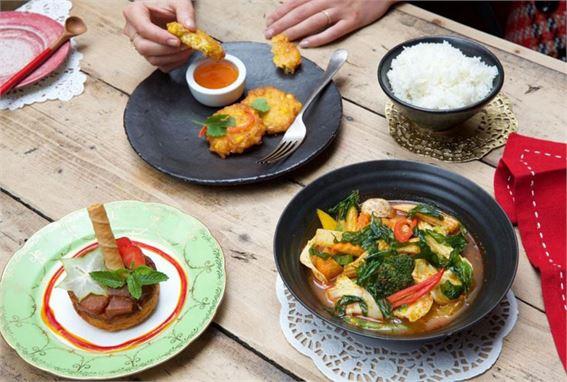 Best Restaurants in Wimbledon Giggling Squid