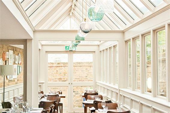 Best Restaurants in Wimbledon The Light on the Common