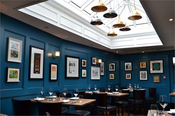 Best Restaurants in Wimbledon The White Onion
