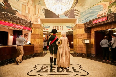 Bastille Day in London: Celebrate with a free three-course meal at Brasserie Zédel
