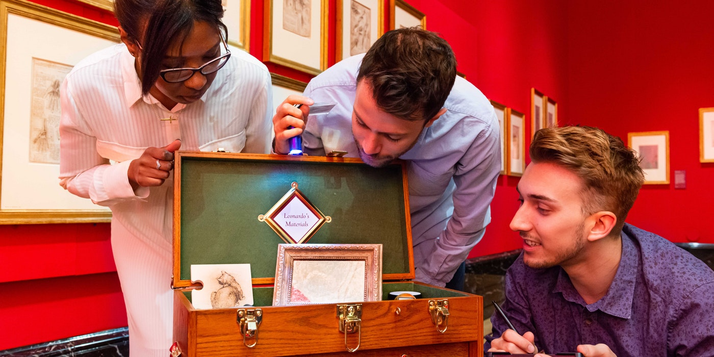 Buckingham Palace has launched an escape room