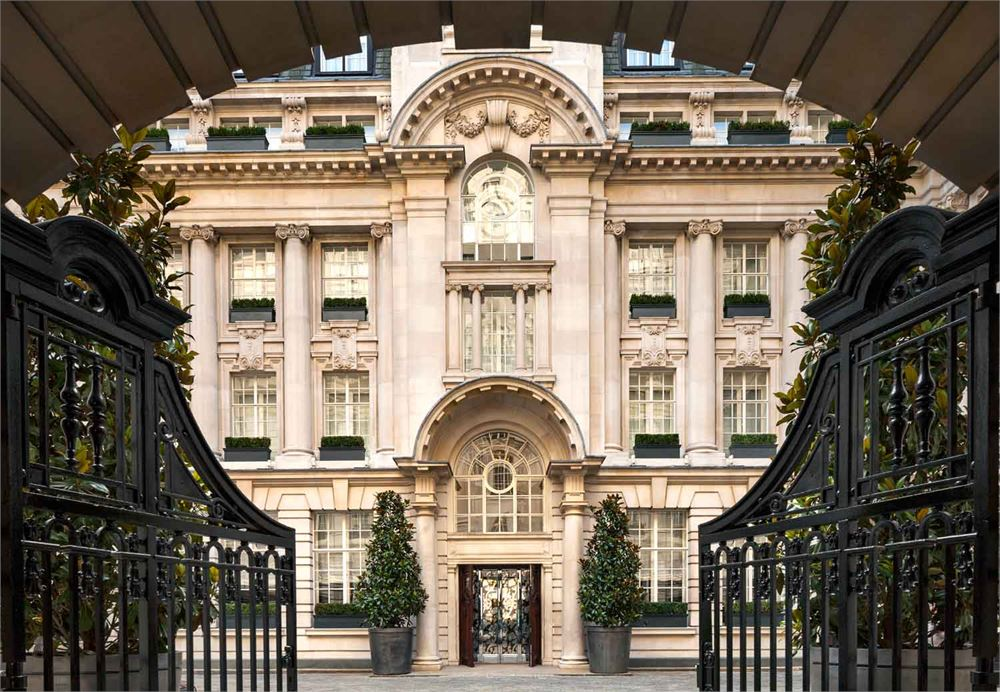 Win a one-night stay for two in an executive king room, including breakfast, at Rosewood London
