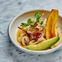 Win the tasting menu for four people, as well as a round of Pisco Sours, at Señor Ceviche