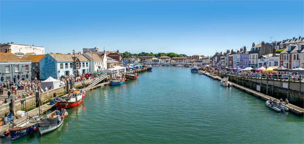The Nyetimber Dorset Seafood Festival is back for 2019