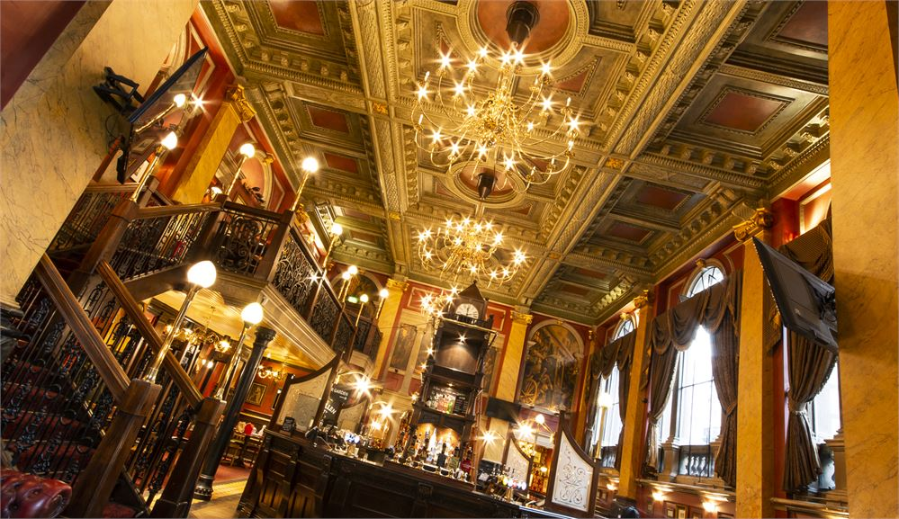 best pubs near bank of england