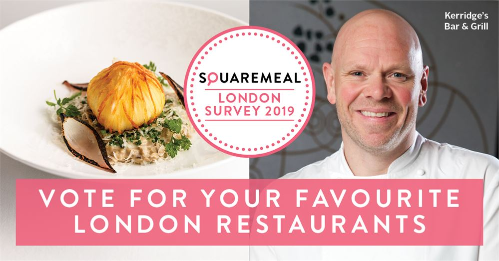 Have your say in the 2019 SquareMeal London Survey