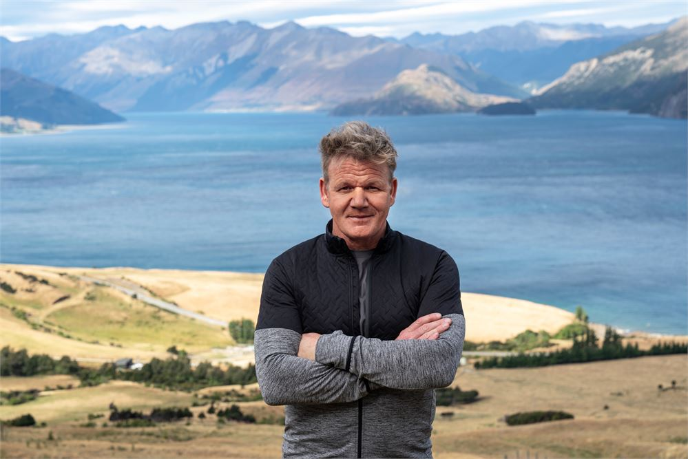 Gordon Ramsay gives Bear Grylls a run for his money in latest TV show