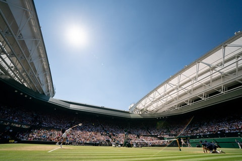 Wimbledon 2019's official hospitality packages