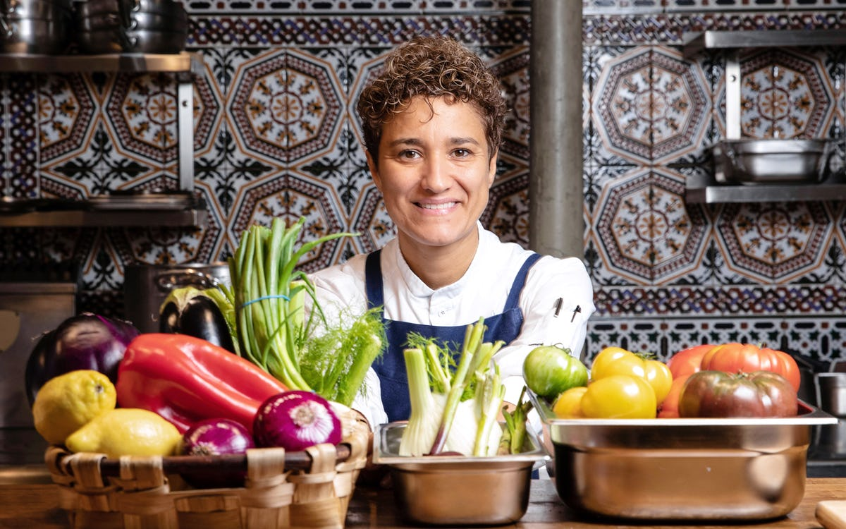 The Ayala SquareMeal Best Female Chefs Series 2019: Nieves Barragán Mohacho