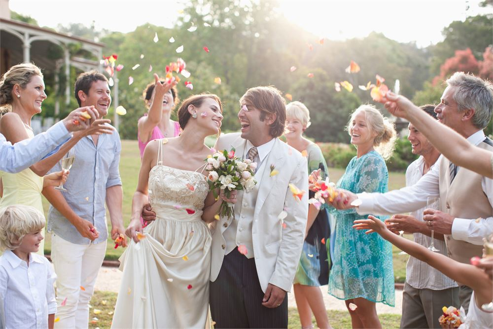 New marriage laws will finally allow Brits to get married outside