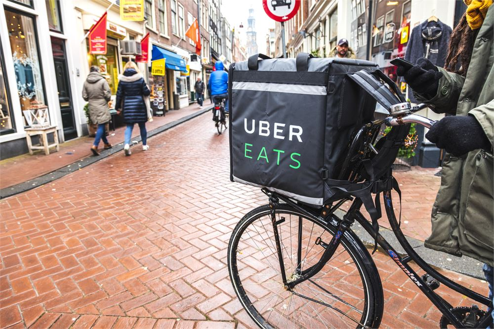 Uber Eats tests out new 'dine-in' feature