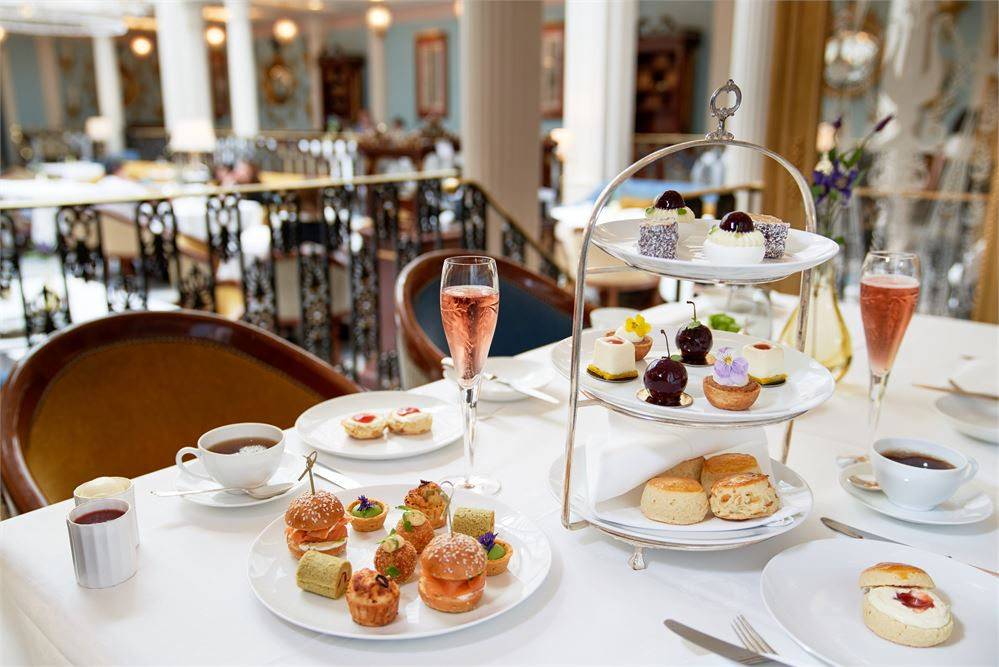 Win a Sweet Summer Afternoon Tea package for two at The Lanesborough, worth £180