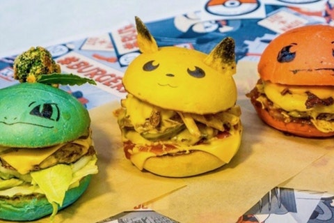 A Pokémon themed bar is coming to London for one night only