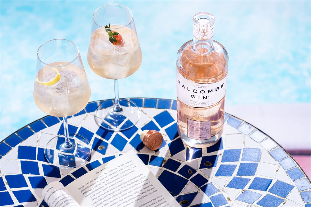 The new pink gin you need at your summer party