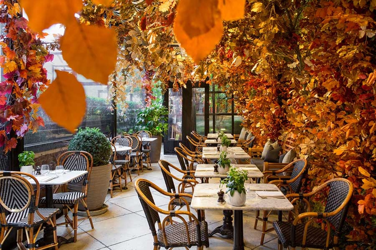 Instagram restaurants London: 18 of most over-the-top spaces