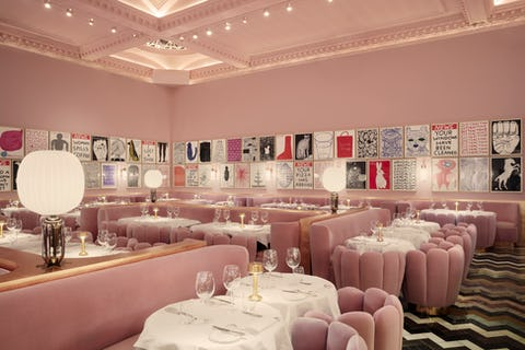 Instagram restaurants London: 41 of most over-the-top spaces for your feed