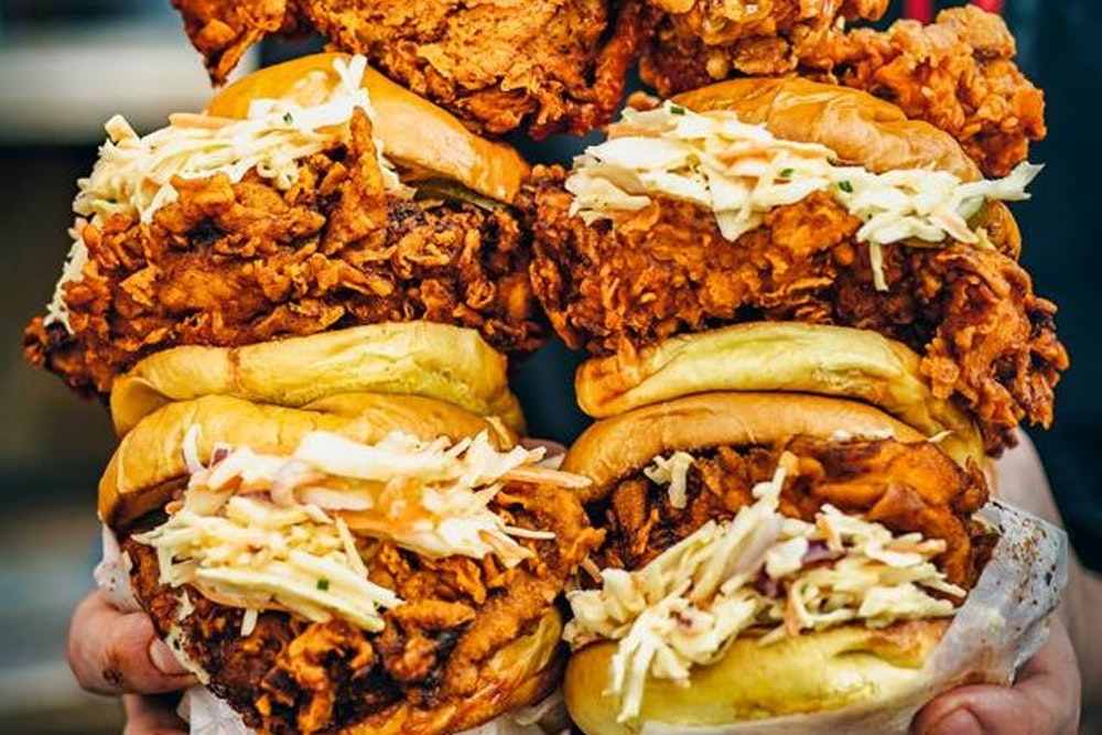 The best fried chicken in London
