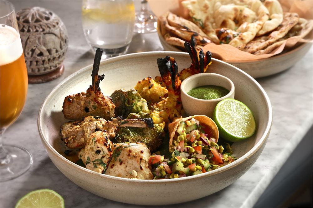 Win two tickets to Atul Kochhar's Chef Series with Cyrus Todiwala OBE DL at Kanishka