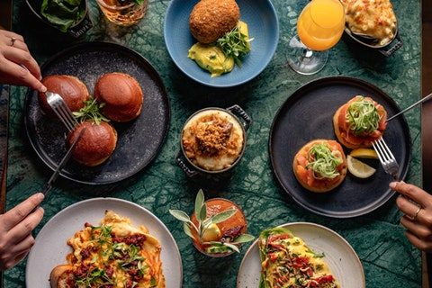 Win a surf 'n' turf brunch, including cocktails, for four at The Coal Shed