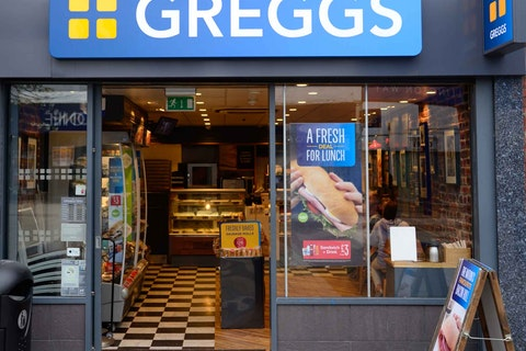 The 25 secret Greggs items you can only get in certain areas