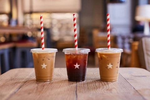 Pret has launched a secret iced drinks menu
