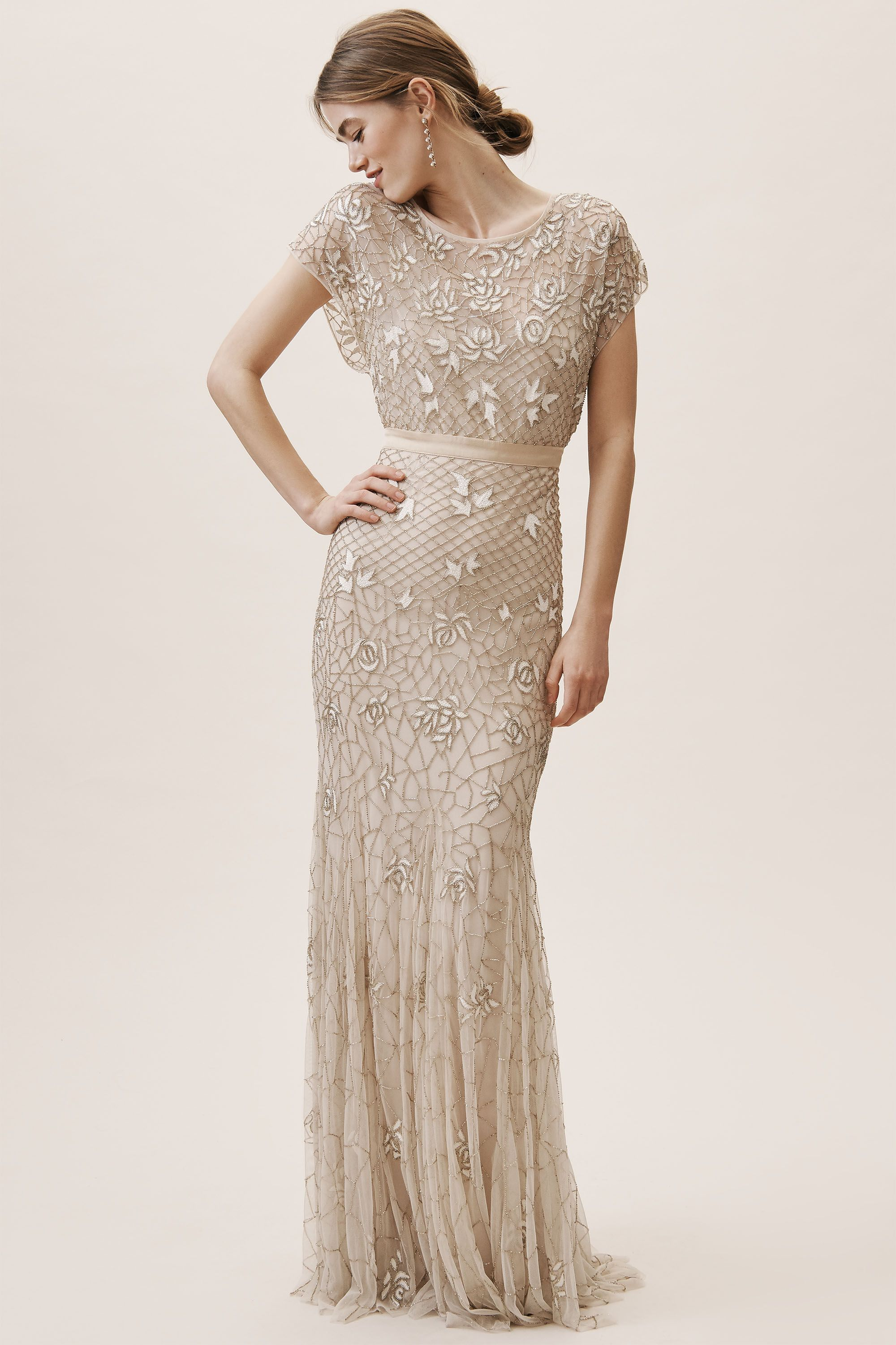 1920s Wedding Dresses 19 Gorgeous Gowns To Add Some Gatsby Glam To Your Bridal Style,Resale Wedding Dresses Houston