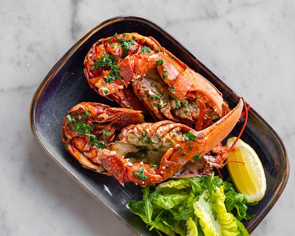 Here's where you can find £20 lobster in London