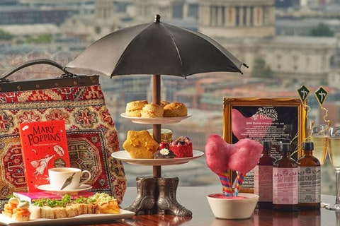 12 of the best themed afternoon teas in London