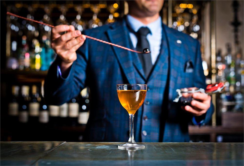 24 of the best cocktail bars in Edinburgh