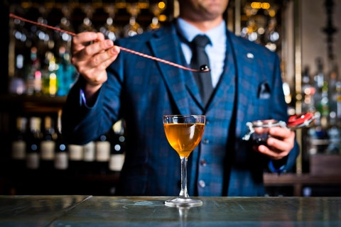 24 of the best cocktail bars in Edinburgh