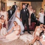 Former X Factor winner Leona Lewis had a vegan Buddhist wedding