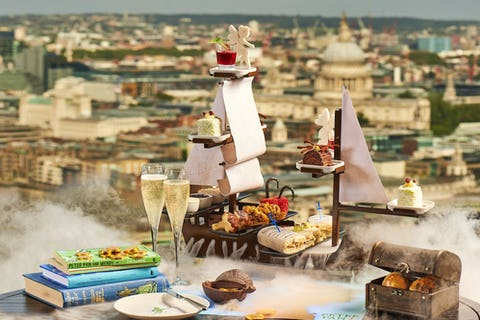 The best children's afternoon teas in London and the UK