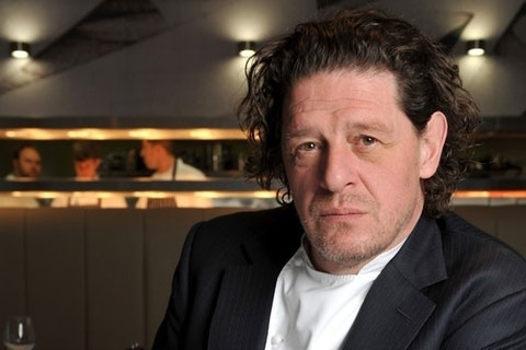 People are not happy with Marco Pierre White's comments about women in restaurant kitchens