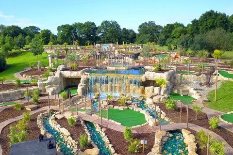 11 of the best crazy golf courses in London