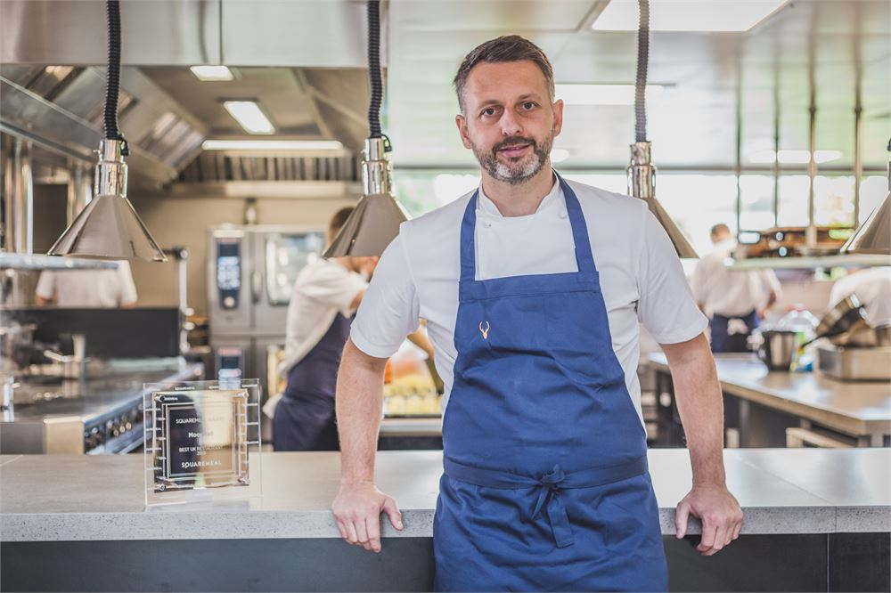 "Mark Birchall interview: ""We had an outrageous ambition for Moor Hall to be a world-class restaurant"""