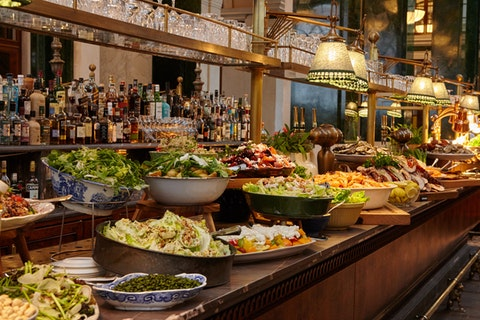 14 of the best buffets in London