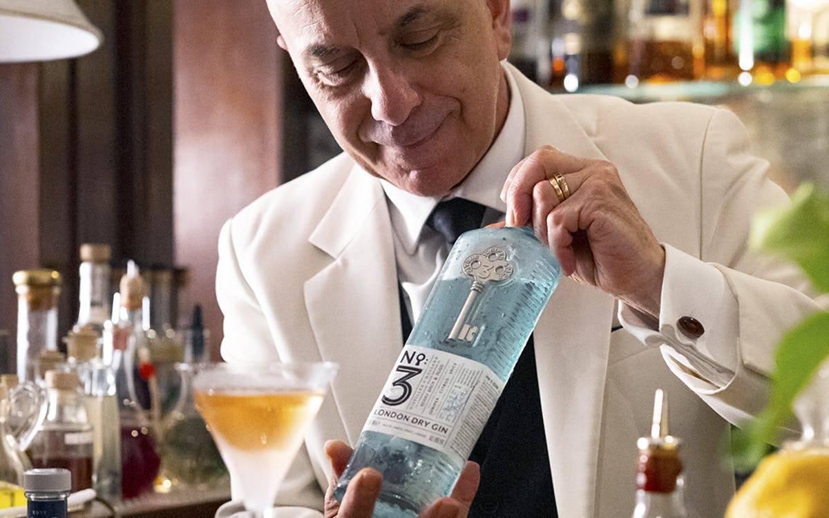 No. 3: gin as it should be