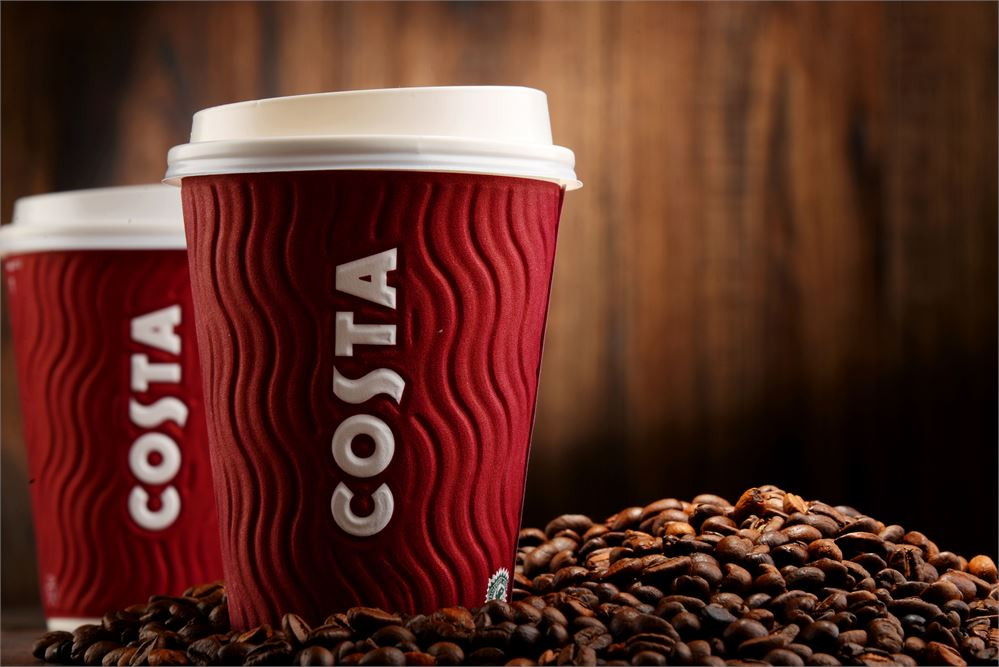 You Can Get Free Costa Coffee All Day Long This Tuesday