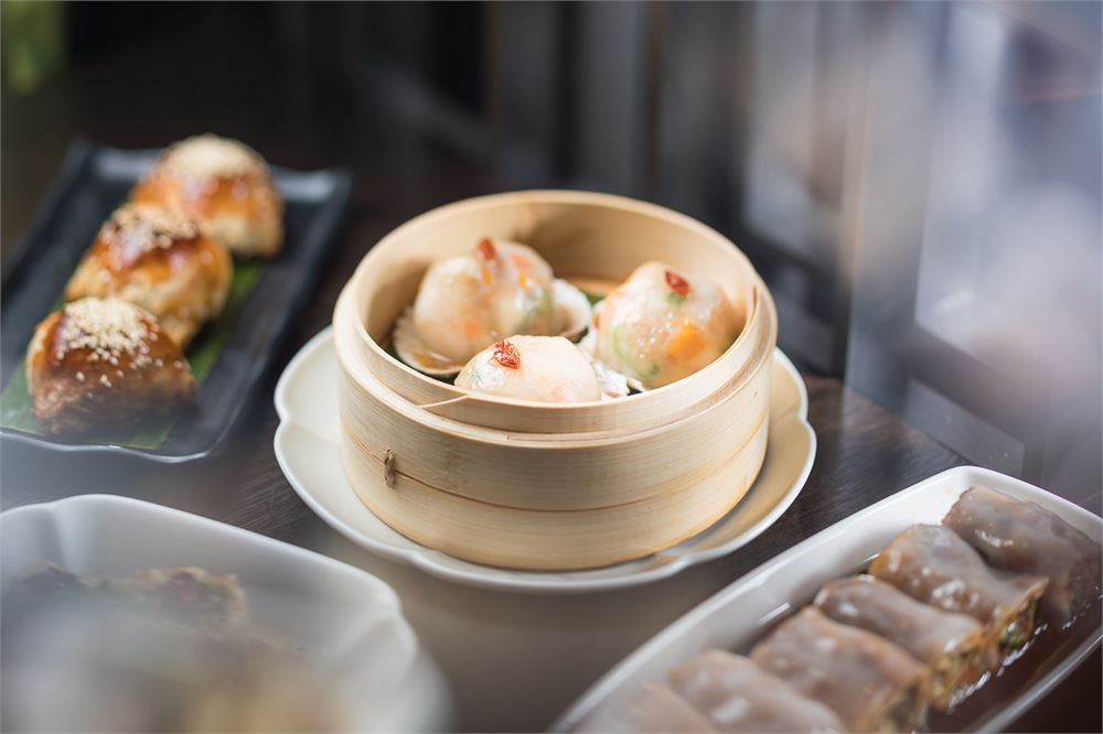 Dim sum at Hakkasan Mayfair in London