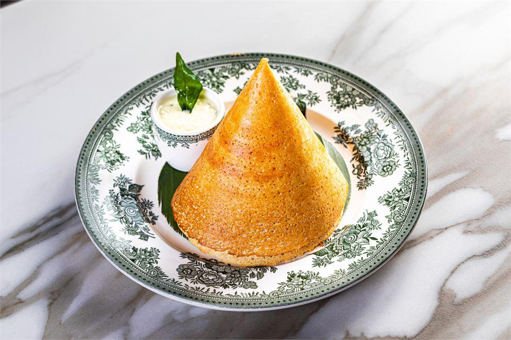 Michelin star Indian restaurants London Gymkhana