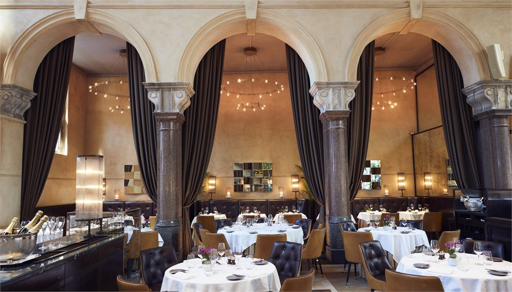 Michelin star London restaurants Galvin la Chapelle