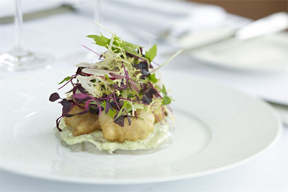 Michelin star London restaurants The Glasshouse Kew