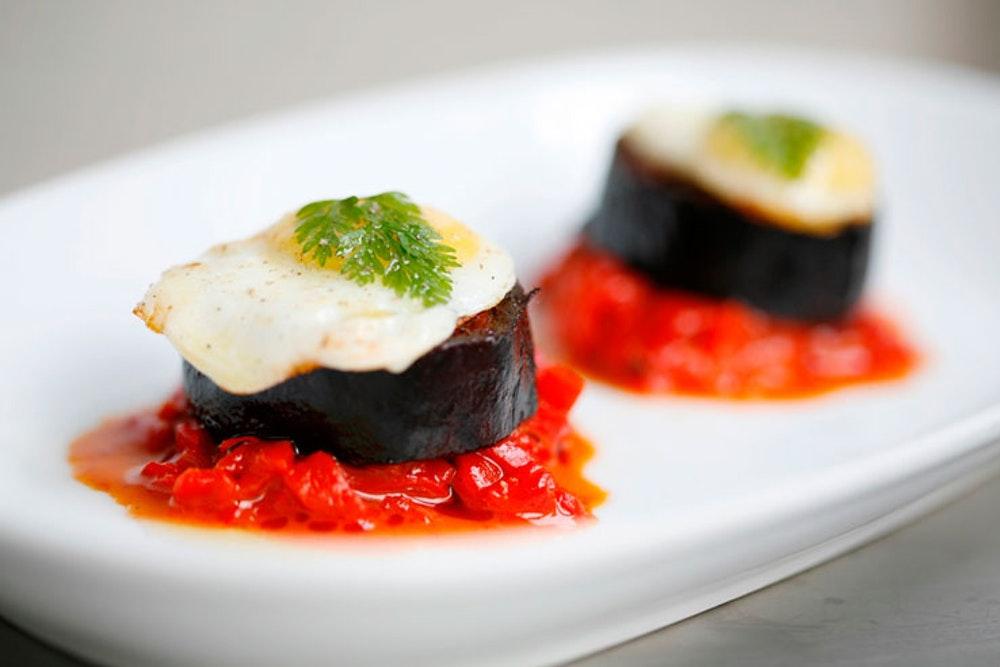 Michelin star Spanish restaurants London Barrafina Dean Street