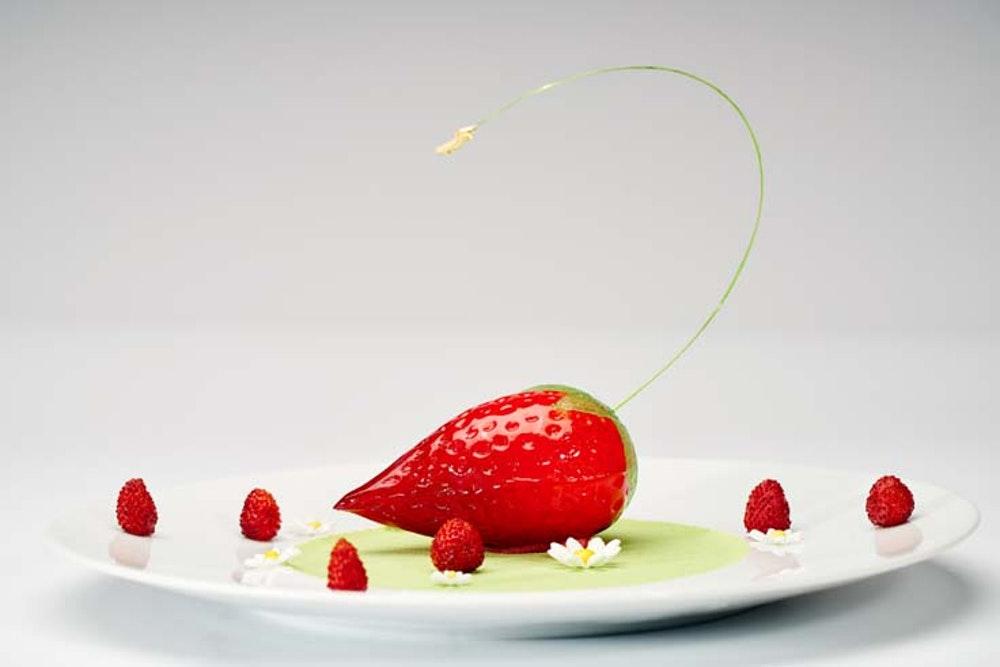 Michelin star restaurants London Celeste