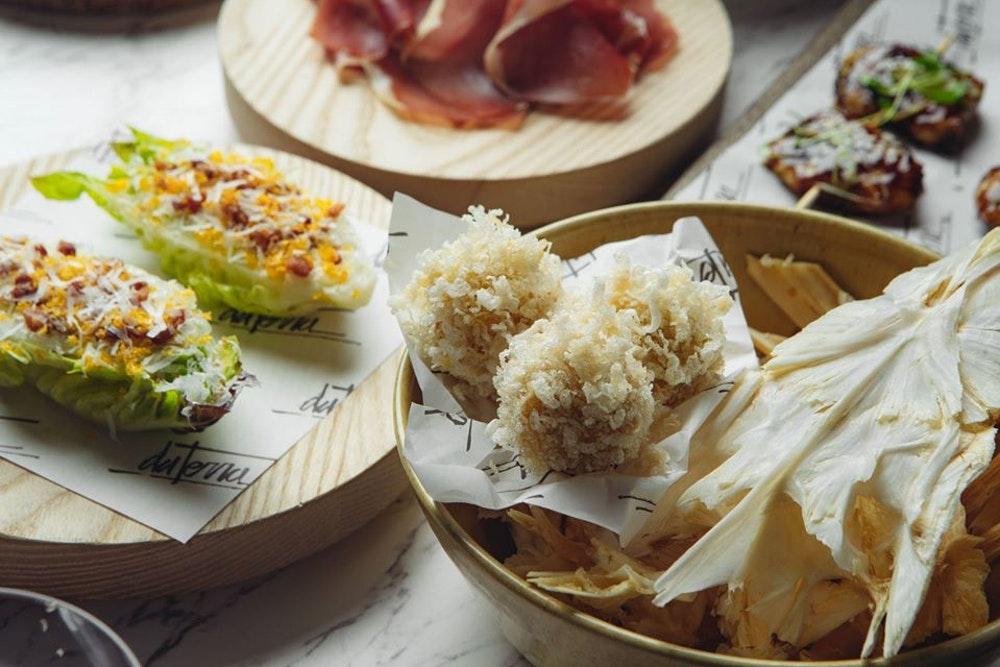 Michelin star restaurants east Lodnon Da Terra