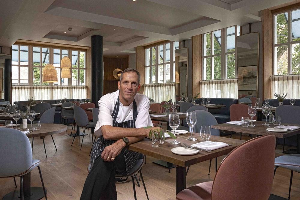 Michelin star London restaurants Chelsea Elystan Street
